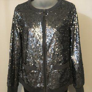 Twiggy London Sequin Jacket